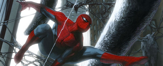 Spider Web of Shadows 01