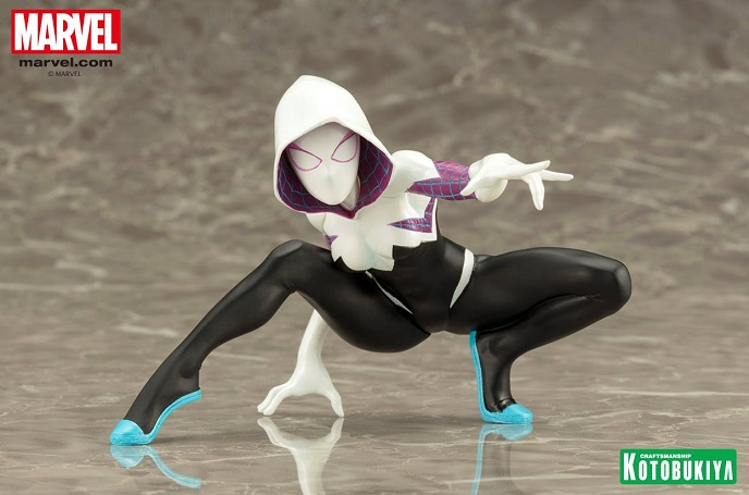 kotobukiya-spider-gwen-artfx-statue