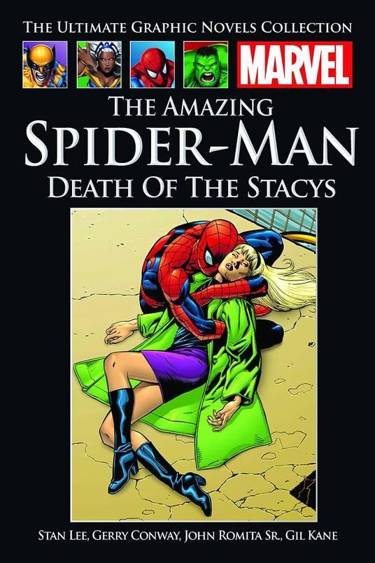 spider-man smierć stacych lee conway