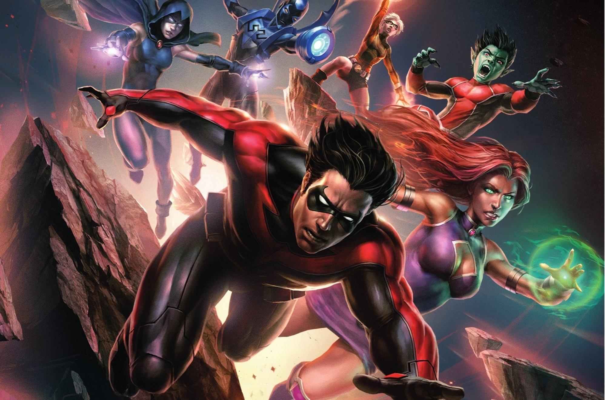 Teen Titans trafią do telewizji.