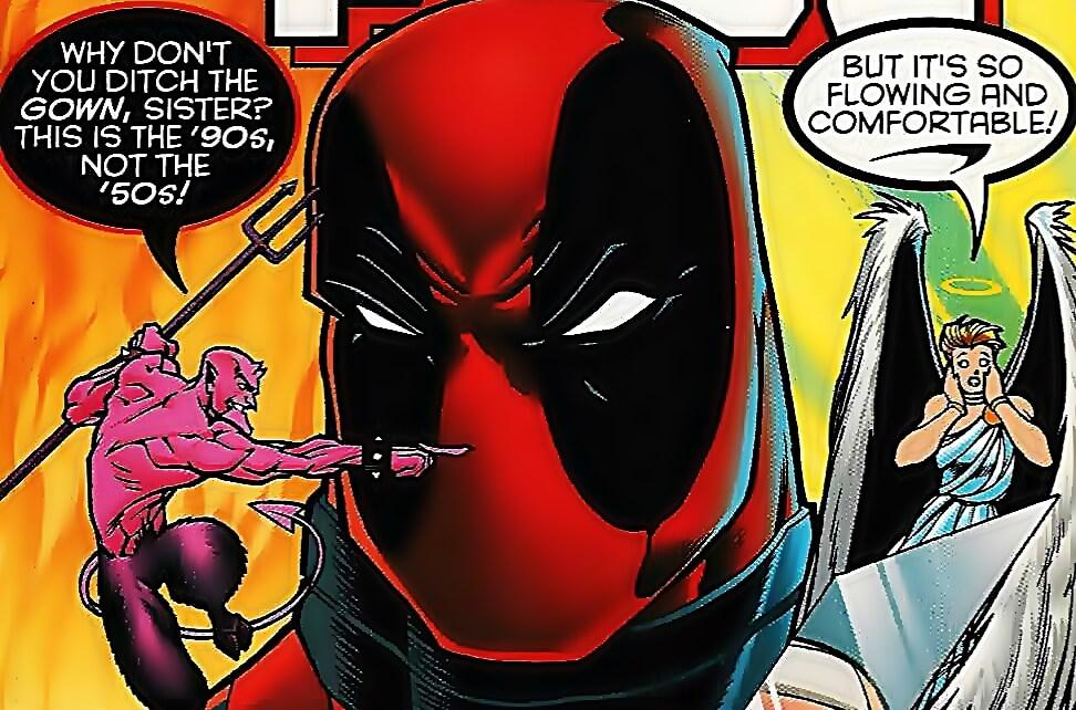 de2824129a8dfd [RECENZJA] Deadpool Classic Tom 2 - Komiksy Superbohaterskie, Komiksy  Grozy, Adaptacje Komiksów, Polskie Komiksy