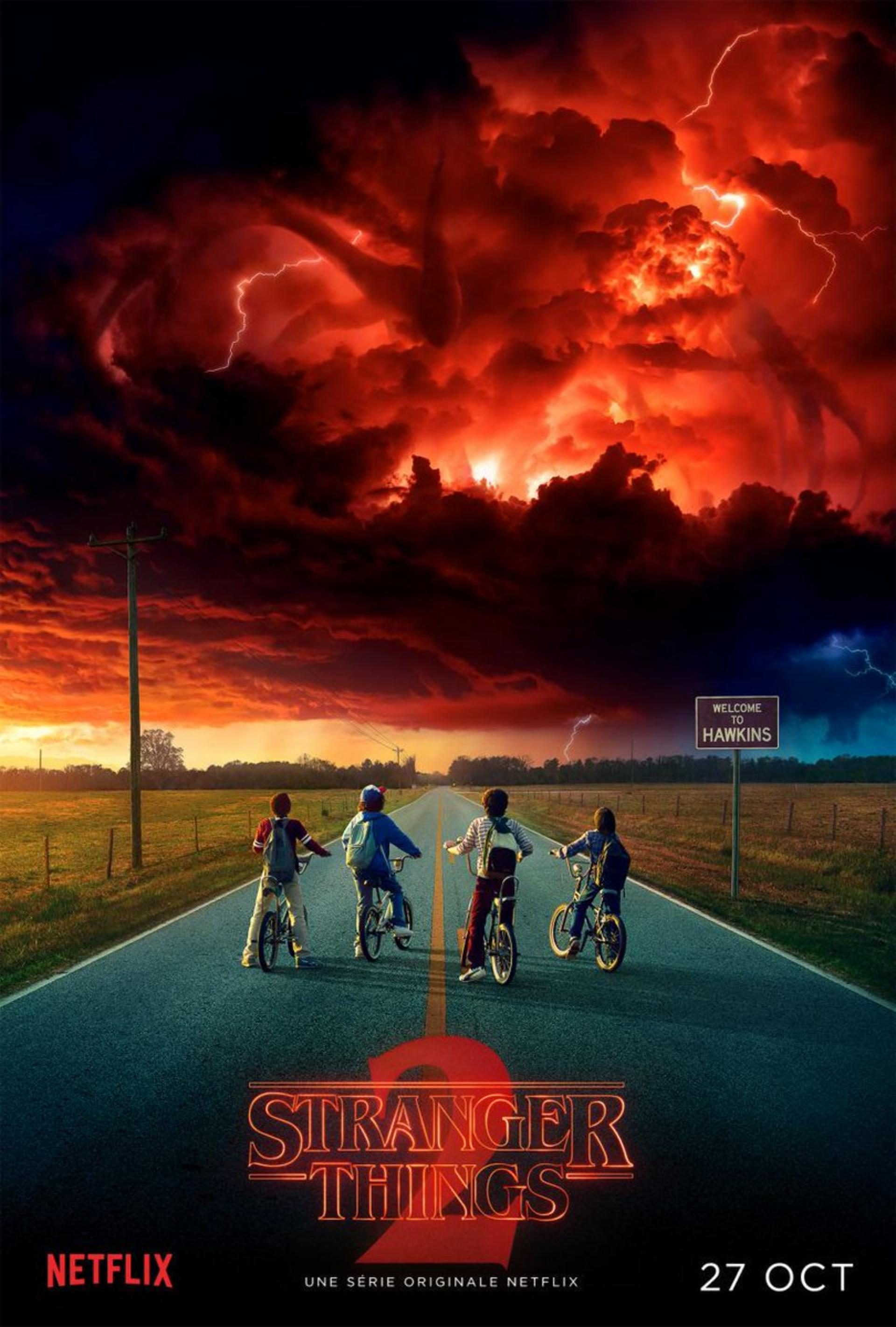 "Drugi Sezon ""Stranger Things"" Nadchodzi"